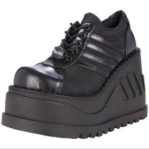Demonia Stomp Platform Shoes
